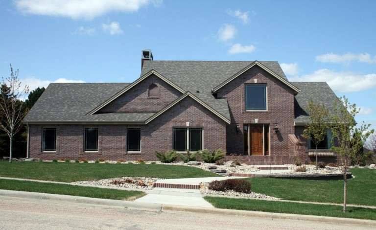 Kompletny dach z ceramiki